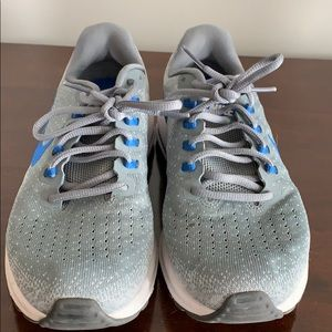 Nike Zoom Running Shoes —Almost New